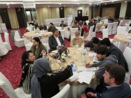 Workshop in Islamabad
